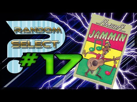 Jammin for Amstrad CPC : Random Select #17