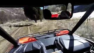 8. Quick Ride in the 2018 Can Am Maverick Trail 1000 DPS