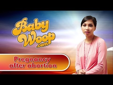 Pregnancy After Abortion
