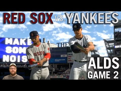 Video: MLB The Show '18: Episode 27: YANKEES ALDS Game 2