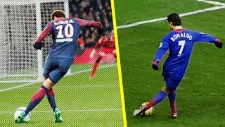 Video Neymar VS Ronaldo - Top 10 Skills Ever ! MP3, 3GP, MP4, WEBM, AVI, FLV Februari 2019