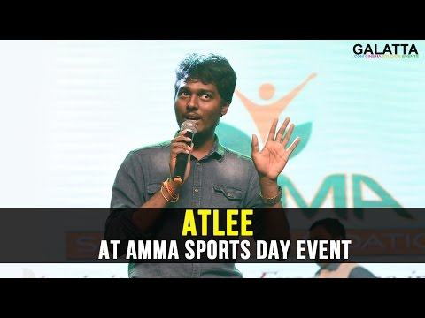 Atlee-at-Amma-Sport-Foundation-event