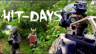 Schneverdingen Germany  city pictures gallery : AIRSOFT GERMANY - Woodland Action (ENG SUBS) Hit-Days S.O.F.