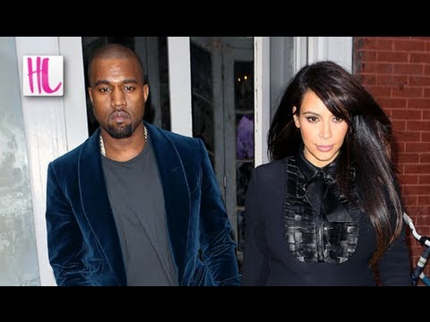 Kim - Kim Kardashian fears Kanye West is gay according to a new report by In Touch Magazine. Shocking rumors started when Kanye started hanging with fashion design...