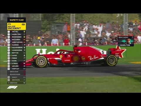 2018 Australian Grand Prix: Race Highlights - Thời lượng: 6:39.