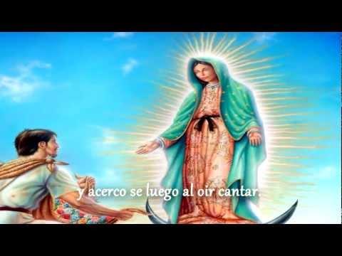 LA GUADALUPANA - CANTO A LA VIRGEN DE GUADALUPE (letra)