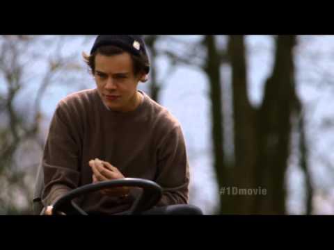 One Direction: This Is Us Character Clip 'Harry'