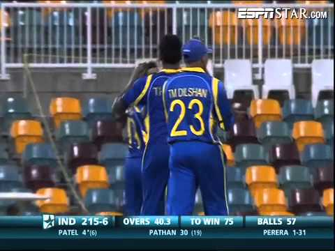 Brilliant run out Chamara Kapugedera