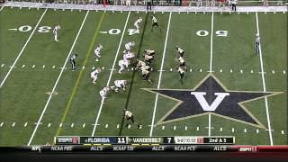 Sharrif Floyd vs Vanderbilt (2012)