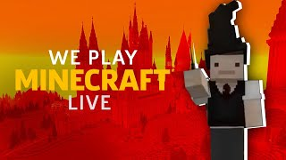 Exploring The Wizarding World of Harry Potter in Minecraft by GameSpot