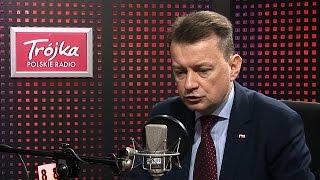 Błaszczak: samorządowcy są częścią opozycji totalnej