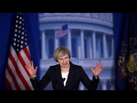 Μέι:«ΗΠΑ και Βρετανία μπορούν να ηγηθούν ξανά μαζί»
