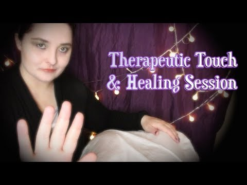 Therapeutic Touch & Healing Session ✨💆🏻✨ [ASMR RP]