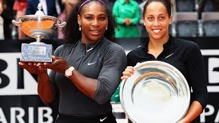 Tennis Highlights, Video - 2016 Internazionali BNL d'Italia Final WTA Highlights | Serena Williams vs Madison Keys