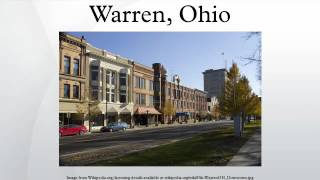 Warren (OH) United States  city photo : Warren, Ohio