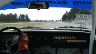 Victor Araujo CPCC 1300 -Braga 1 - 2ª corrida - 2011
