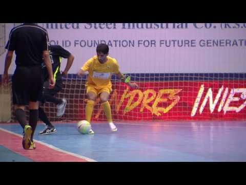 الروضان 2017 (24) : تحدي شون vs سيرجينيو