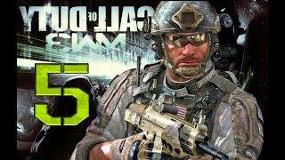 Nasser Sack   Call of Duty 8 Modern Warfare 3 Part 5  2011  4K 60Fps MAX