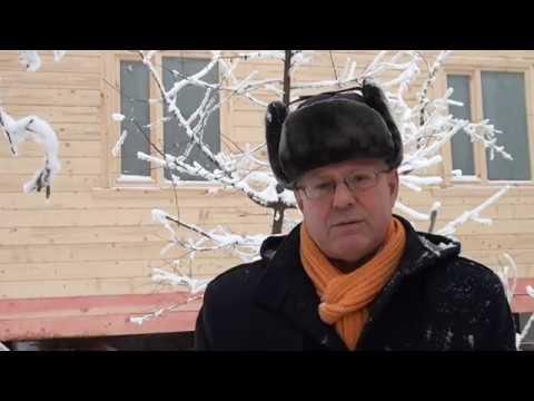 Видеоотзыв клиента о компании БрусЦентр (11.01.2017)