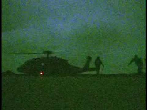 Iraq Firefight - Marines Convoy Ambushed