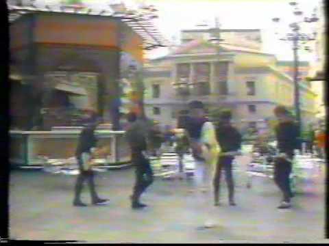 Tunel del Tiempo:VideoClip de Morcillo el Bellaco y los Ritmicos Ya no voy a pensar Mas 1985
