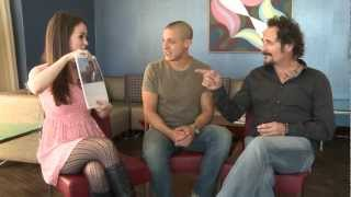 'Sons Of Anarchy' The Stars Show And Tell