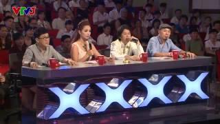 Sốc với thí sinh thi Viet Nam Got Talent 2014 giả gái như thật