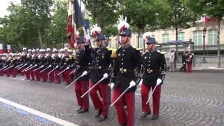 Saint-Cyr-l'Ecole France  city photo : Bastille Day : Ecole Spéciale Militaire de Saint Cyr. Paris/France - 14 Juillet 2015