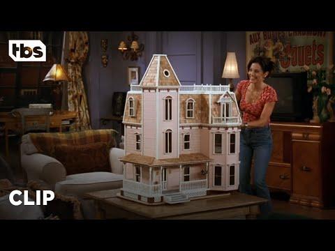 Friends: Monica's Dollhouse (Season 3 Clip) | TBS