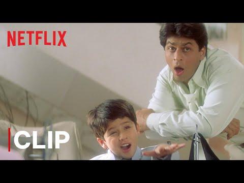 Take A Chill Pill | Shah Rukh Khan, Kajol, Kareena Kapoor | Kabhi Khushi Kabhie Gham | Netflix India
