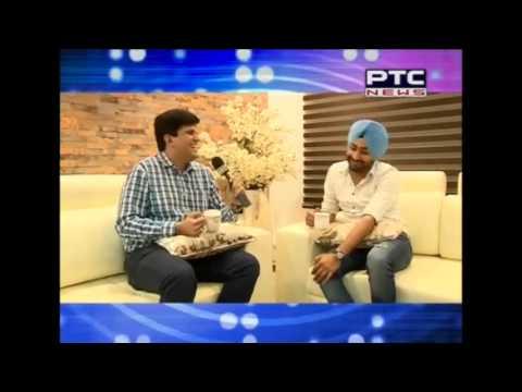 Selfie Interaction with Punjabi Singer/Actor Ranjit Bawa