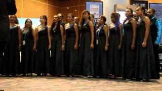 Jayapura Indonesia  city images : Gema Chandra Choir of Jayapura, Indonesia in Duke Energy Convention Center, Cincinnati