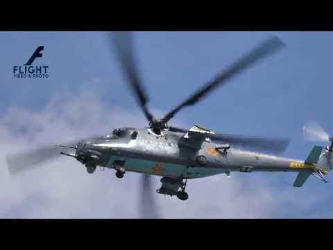 The Mil Mi-35M Hind E is a multi-role...