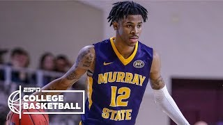 Saturday's Top 10 Plays include Ja Morant's huge block   College Basketball Highlights