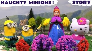Naughty Minions