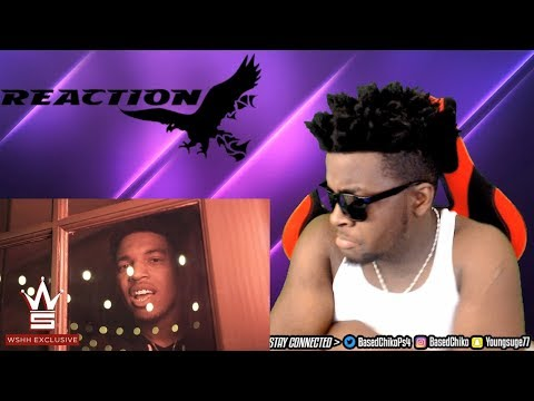 B.LOU Gucci Snakes (WSHH Exclusive - Official Music Video) | REACTION