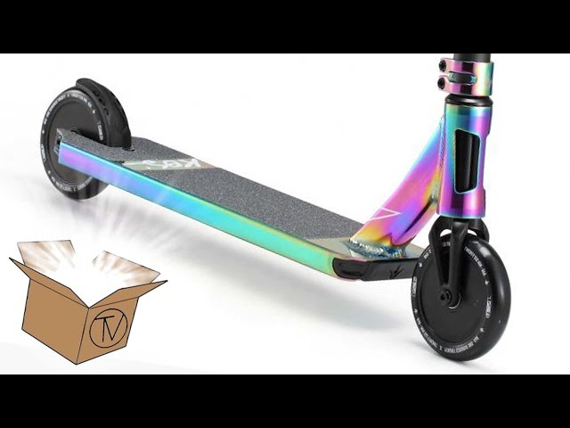 Envy Kos Heist S4 Unboxing The Vault Pro Scooters ...