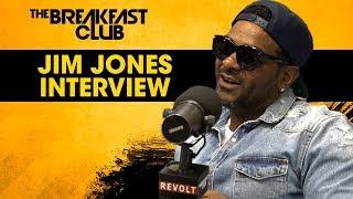 Video Jim Jones Talks Entrepreneurship, Dipset, 50 Cent + More MP3, 3GP, MP4, WEBM, AVI, FLV Mei 2018