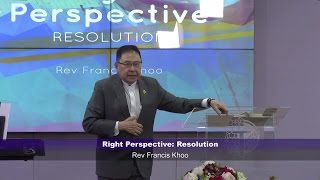 Right Perspective: Resolution