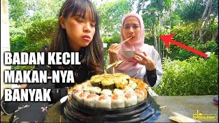 Video DUA PEREMPUAN PERUT KARET... GA BERHENTI MAKAN!!!! FT. LAUDYA  CHINTYA BELLA MP3, 3GP, MP4, WEBM, AVI, FLV April 2019