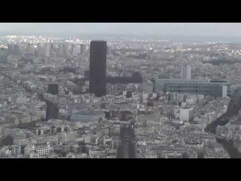 The two tallest buildings in Paris