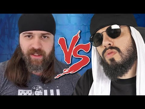 Nando Moura VS. Mussoumano | Batalha de Youtubers (видео)