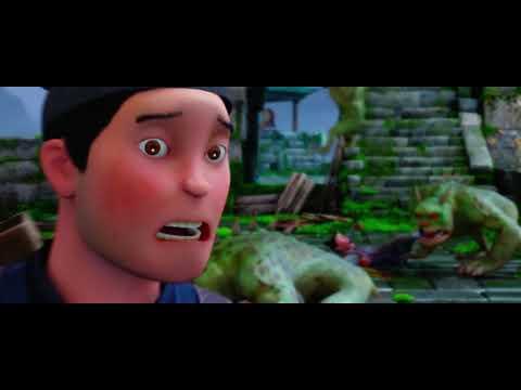 Monkey King Hero Is Back 2015 FRENCH 720p WEBRip x264 TiMELiNE