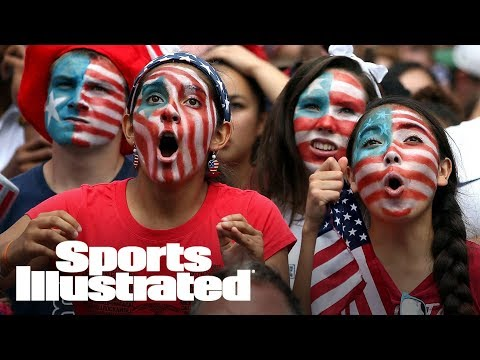 USA's Joint Bid Wins Right To Host 2026 World Cup   SI WIRE   Sports Illustrated