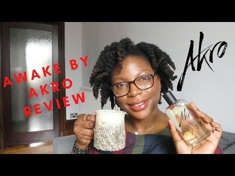 AKRO Fragrances Awake Review (Coffee Chat Series)