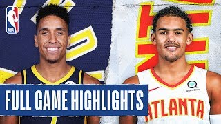 PACERS at HAWKS   FULL GAME HIGHLIGHTS   December 13, 2019 by NBA
