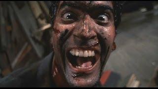 Evil Dead II Laughter Scene