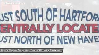 6. 2013 Harley-Davidson  New Britain CT U10977