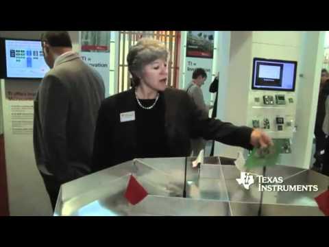 Texas Instruments - Stellaris Robot Chronos