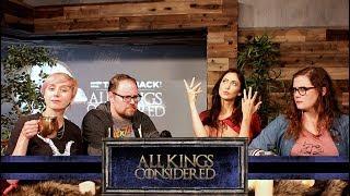 The Nerdist News team discuss Game of Thrones LIVE with you! Follow us! Facebook: https://facebook.com/nerdist Twitter...